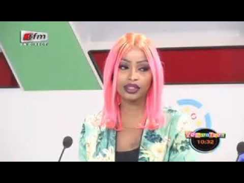 Mbathio Jz Rêve De Partager Plateau Avec Rihanna Et Beyonce