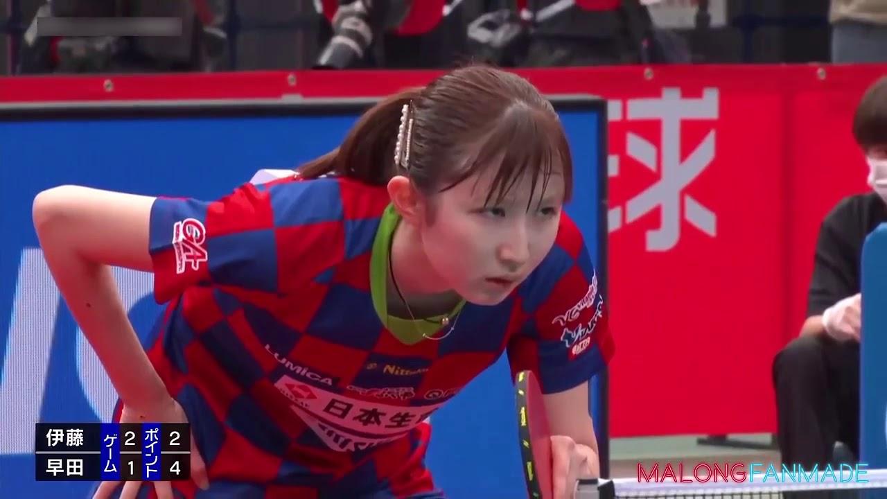 Download MIMA vs HINA   ALL Japan Championships 2021 WS Semi-Final Movie Super Digest