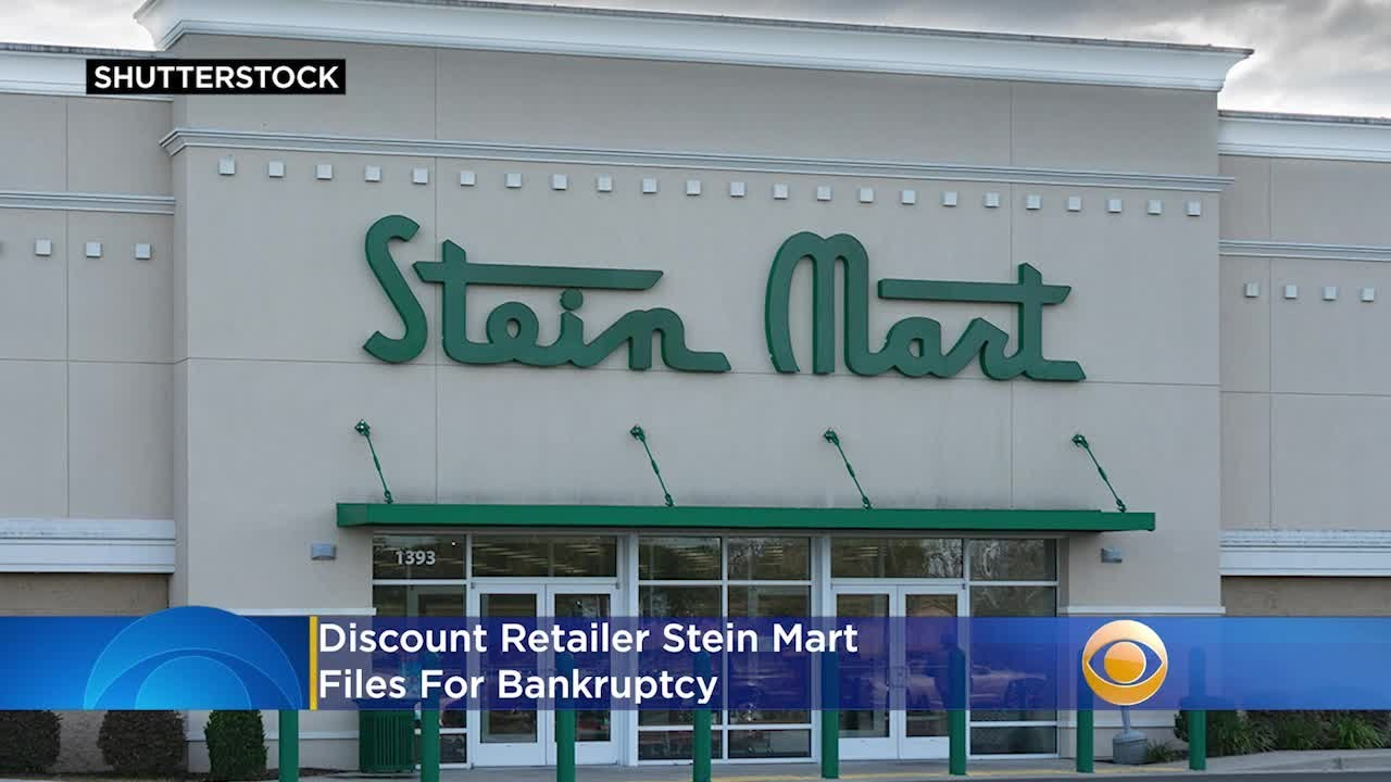 Stein Mart files for bankruptcy with plans to close all its stores