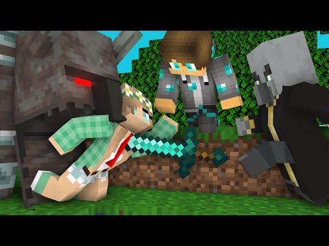 Diamond Man Life 22 - Minecraft Animations