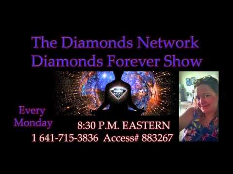 2016 Energies (Astrology), Treasure Hunting: Opt: Heather Tucci, Wanta, Underlings visit Diamonds