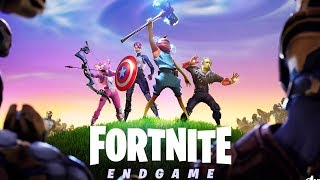 Who Will Be Top Of The Charts? COINS ENABLED! Fortnite Avengers End Game Mode! Happy Friday!