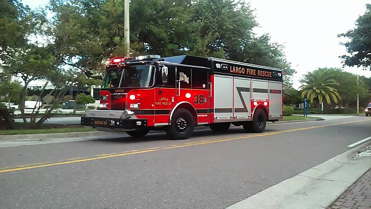 Ugly Brand New Fire Truck No Chrome Youtube