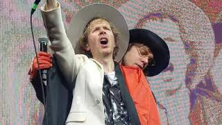 Cage the Elephant & BECK - Night Running into WHERE IT'S AT - Tampa FL - 2019