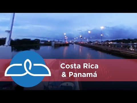 Panama Canal in 360°