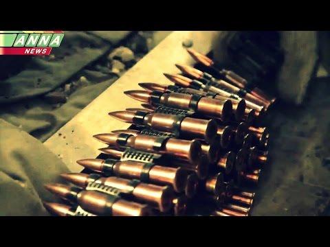 Im Donbass an