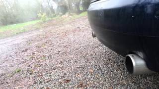 Fumée blanche V6 TDI