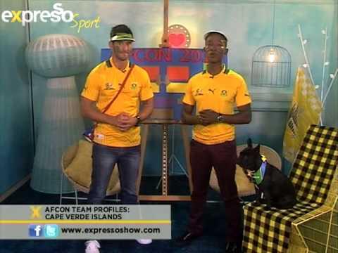 Expresso Sport - AFCON - CAPE VERDE ISLANDS (19.01.2013)