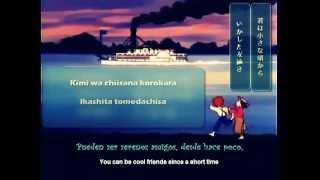 Repeat youtube video Boku No Mississippi (Tema Final Las Aventuras De Tom Sawyer - Esp)