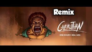 Ribin Richard X Nihal Sadiq - Chekuthan Remix (2021)