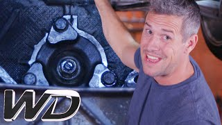 The Cheapest Way To Fix A Porsche 996's IMS Bearing | NEW Wheeler Dealers