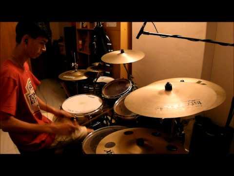 Delirious - Rain Down (Drum Cover)