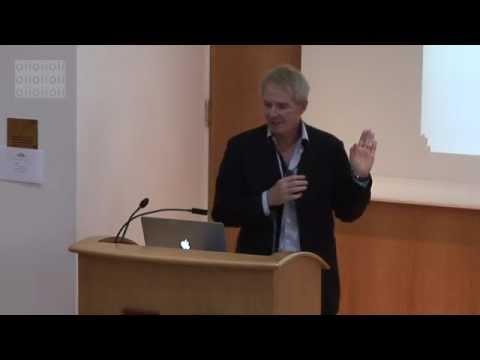 Nigel Shadbolt Keynote at the IPP2012 Conference