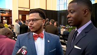 James Shaw Recognized During State Of Metro