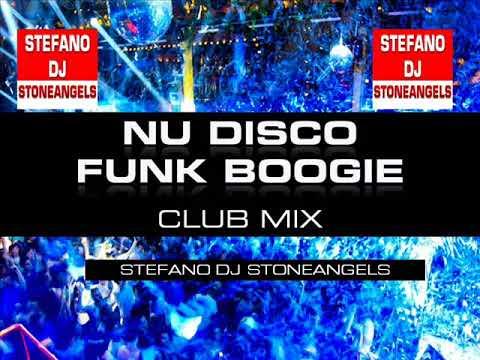 NU DISCO FUNK 2018 VOL. 4 MIX BY STEFANO DJ STONEANGELS