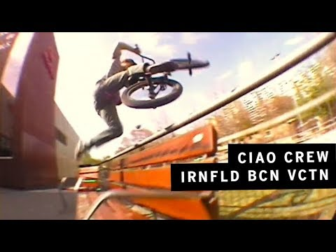 CIAO CREW – IRONFIELD BCN VACATION