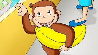 Curious George Candy Counter Full Episode  HD  Cartoons For Children