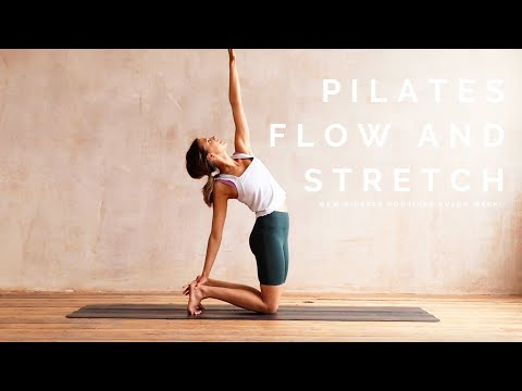 Everyday Pilates Mobility and Stretch | Posture, Hips and Hamstrings
