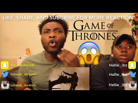 Game of Thrones - 7x4 The Spoils of War [Part 2] - Group Rea
