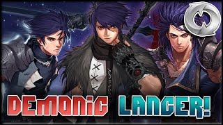 Dungeon Fighter Online - Demonic Lancers & Javelin Throw!