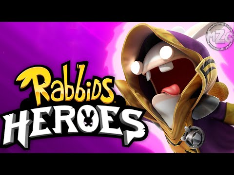 BWAAAAH!! - Rabbids Heroes Gameplay (Android/iOS)