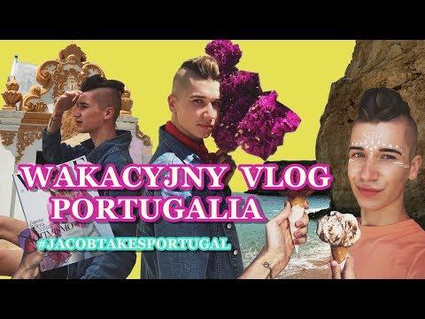 Travel VLOG (Portugal): VLOG z podróży (Portugalia) (Porches, Lagos, Sagres, Algarve)
