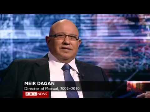 Interview: Fmr. Director of Mossad (2002-2010) -  Meir Dagan