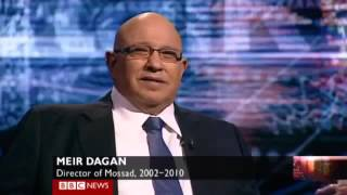 Interview: Fmr. Director of Mossad (2002-2010) -  Meir Dagan