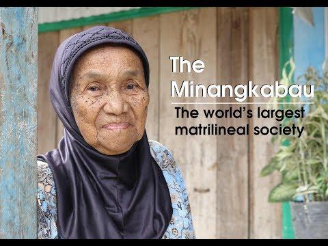 The Minangkabau : the world's largest matrilineal society