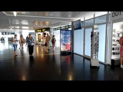 Vilnius Airport - Departures