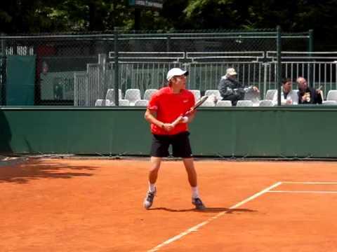 De Loore Joris - Forehand Winner Slowmo