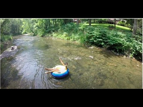 Tubing down the Gunpowder River! Monkton Bike Rental on BMORE Lifestyle!
