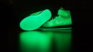 Unboxing Nike Air Jordan 4 Lab 1 Glow / Reflective - quality is amazing!