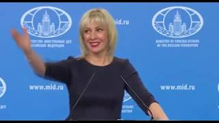 Феерия Марии Захаровой. Это надо было слышать