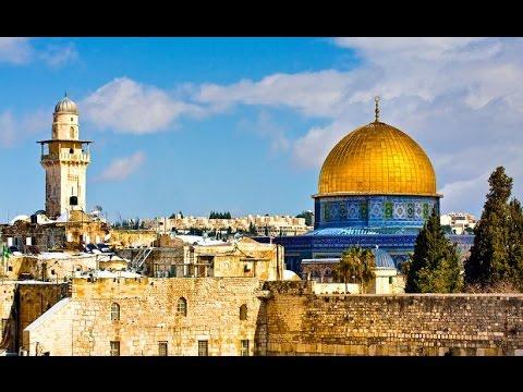 2. Jerozolima - miasto trzech religii