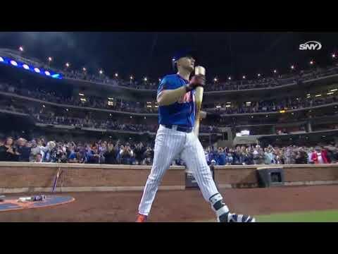 David Wright's First MLB At Bat Since 2016!!