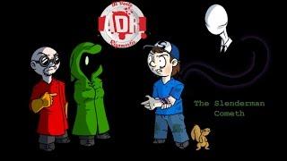 Al Dente Rigamortis - Episode 51: The Slenderman Cometh