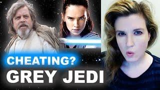 Star Wars The Last Jedi GREY JEDI - Beyond The Trailer