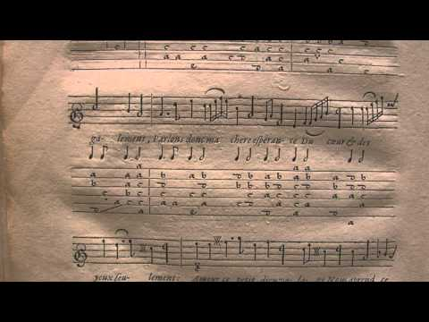 Airs de Cour  French Court Music  17th Century