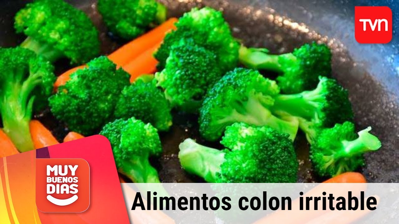 la zanahoria es buena para el colon irritable
