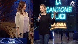 """""""La Canzone Di Noi - La Gara"""". Arianna Ciampoli E Aba Lanciano La Quarta Serata"""