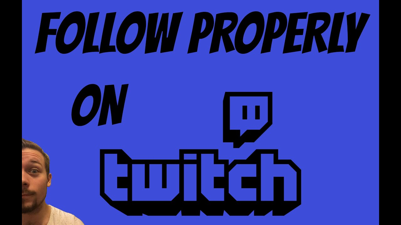 Twitch Follow
