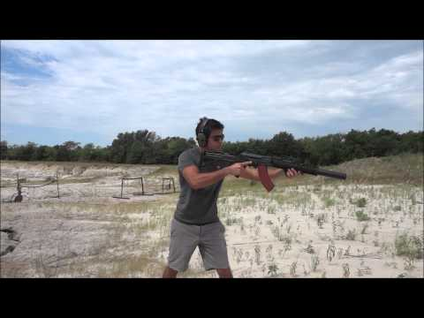 Red Jacket Firearms Integrally Suppressed AK47 ZKSD (Ep21)