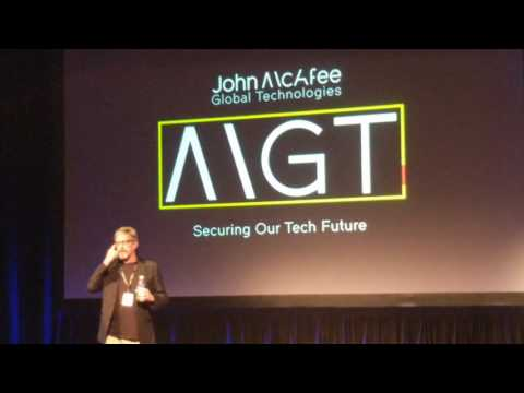 John McAfee on Bitcoin Security, Useability and Hardware Wallets Part 1