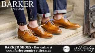 NEW Barker Shoes - Spring / Summer 2014 - A farley Country Attire
