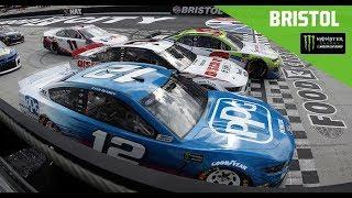 Monster Energy NASCAR Cup Series - Full Race - Food City 500