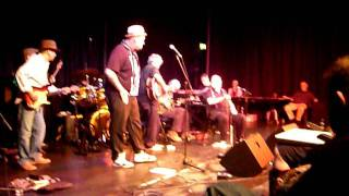 Rory Graham with Southern Nights, Mike Dowling, Sonny Black and Nigel Bagge - Key to the Highway