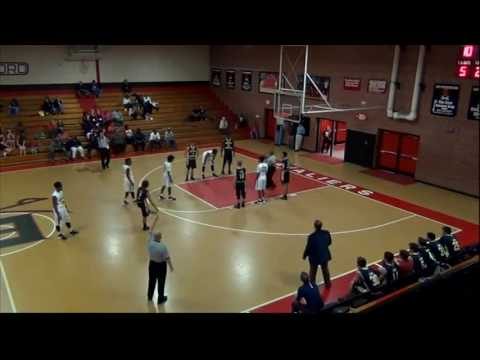 Asheville Christian Academy vs East Rutherford 12/07/2015
