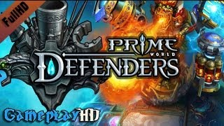 Prime World: Defenders Gameplay (PC HD)