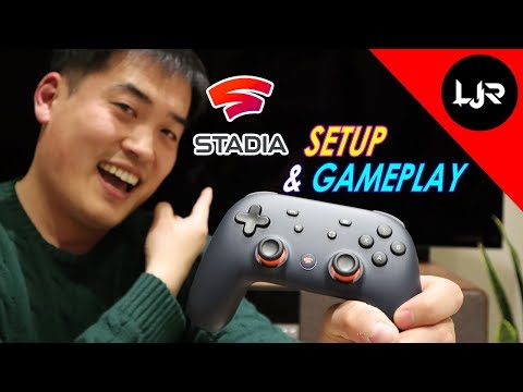 [Google Stadia] Step-By-Step Setup & Gameplay